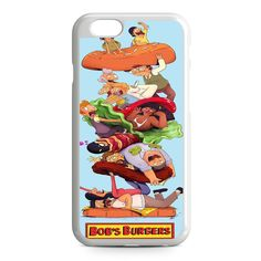 Bob's Burgers Family iPhone 6 Case