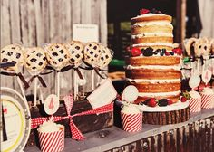Farmers Market Birthday Party via Kara's Party Ideas   The Place for ALL THINGS PARTY! KarasPartyIdeas.com (23)