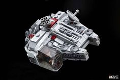 The Chibi LEGO Star Wars Starfighters Boast Fine Details and Cute Looks