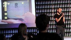 BRIDGE | FUTU TV na FUTU.PL Podczas tegorocznego Open'era uczestnicy festiwalu mogli oglądać i słuchać nie tylko niezapomnianych koncertów, ale też – we wnętrzach Heineken Design Pavilion – dowiedzieć się niezwykłych rzeczy na temat rozszerzonej rzeczywistości i technologii druku 3D. http://www.futu.pl/futu,2,2489,bridge__%7C__futu_tv.html
