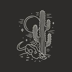 ideas for nature design illustration drawings Cactus Drawing, Cactus Art, Cactus Plants, Indoor Cactus, Cactus Doodle, Cactus Painting, Prickly Cactus, Nature Plants, Cactus Flower