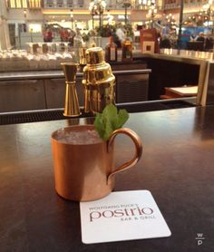 The history of the classic Moscow Mule #cocktail!