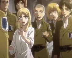 Attack On Titan Eren, Attack On Titan Ships, Levi Smiling, Aot Funny, One Punch Man Anime, Anime Gifs, Manga Anime Girl, Anime Wallpaper Live, Anime Music