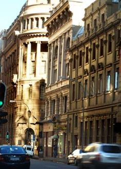 Johannesburg central city architecture. Exploring this for my next painting project.