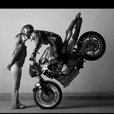 someday i'll learn to do a stoppie.  and to be a cool as this dude.