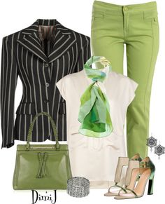 """Office Look - Casual"" by dimij ❤ liked on Polyvore. 