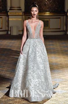 Berta Bridal & Wedding Dress Collection Spring 2018 | Brides