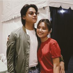 Love Couple, Couple Goals, Kathryn Bernardo Hairstyle, Aesthetic Filter, Ford, Daniel Padilla, Cute Couples Goals, Celebs, Celebrities