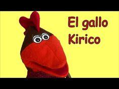 El gallo Kirico que fue a las bodas del tío Perico - Cuentos infantiles en español - YouTube