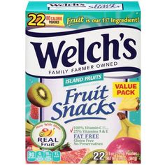 Shop for Food. Buy products such as Pack) Great Value Cone Coffee Filters, cup, 100 Count at Walmart and save. Welches Fruit Snacks, Sleepover Food, Sugar Donut, Fruit Puree, Blue Fruits, Mixed Fruit, Food Goals, Clean Eating Snacks, Healthy Snacks