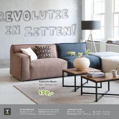 Love this couch! (eMagazine :: De Troubadour)