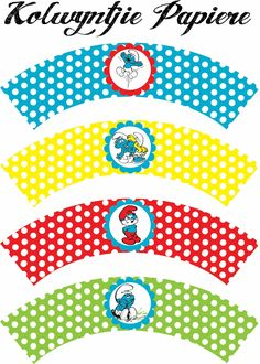 Snow White  DIY Party Printables   Colddrink Labels    Just click on image and save!      Cupcake Wrappers  Just click ...