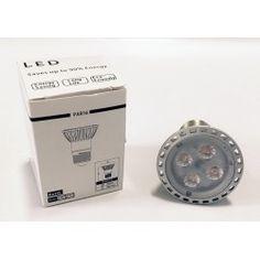 Dimmable E27 PAR16 5W Screw LED Light Energy Saving Bulb Lamp warm Cool white