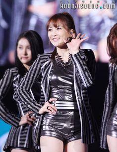 Always the maknae of Kara ❤ #jiyoung #kpop # Kara