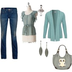 """""""Random Soft Summer"""" by abrimager on Polyvore"""
