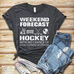 Eat Sleep Hockey Repeat / Unisex T-Shirt / Tank Top / Hoodie / Hockey Shirt / Hockey Gift / Mens Womens Hockey Shirts / Hockey Fan Cheer Shirts, Cut Up Shirts, Softball Shirts, Party Shirts, Softball Mom, Soccer Moms, Softball Cheers, Softball Crafts, Hockey Mom