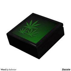 Weed Jewelry Box #ca