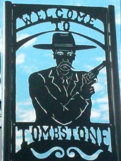 Tombstone AZ.... Thank you Tom for sharing this experience with me.