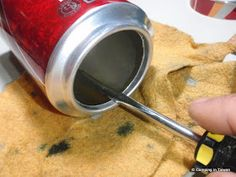 Soda Can Stove, Outdoor Gadgets, Stoves, Diy And Crafts, Alcohol, Canning, Kitchens, Rubbing Alcohol, Skillets