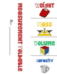 Resourceful Ragland- Measurement Bundle- length, weight, mass, volume, capacity, customary, metric, customary song all in one!!