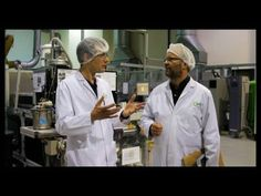 Robert Llewellyn visits an energy harvesting factory in Cardiff.
