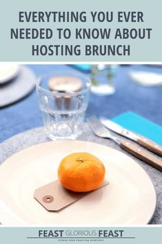 This is my comprehensive guide to creating a fabulous, stress-free Brunch Feast. Everything can be prepped in advance so there is no last minute stress! No Yeast Bread, No Knead Bread, Bread Baking, Sesame Bagel, Skillet Bread, Create A Cake, Big Cakes, Baked Banana