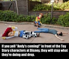 I wanna try!!!  Let's go to Disney World!!