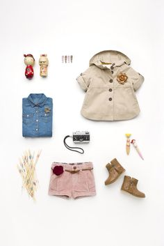 August - Baby - Lookbook - ZARA France