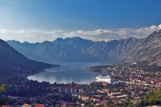 I'm a bit loath to pin this place as I don't want everybody else to go there! The Bay of Kotor in Montenegro is one of the most beautiful places I've ever been. Hotel Porto, Interrail Europe, Far Away, Trip Planning, Kayaking, Places To Travel, Beautiful Places, Scenery, Around The Worlds