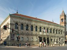 Boston Public Library - Wikipedia, the free encyclopedia