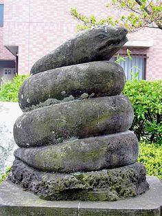 蛇~弁天・弁才天・弁財天の蛇