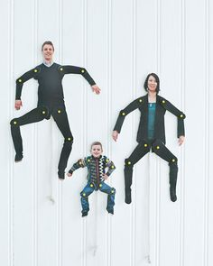 Dancing Family Cut-Outs: Great recipes and more at http://www.sweetpaulmag.com !! @Sweet Paul Magazine