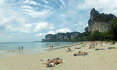 Railay Beach - Wikipedia, the free encyclopedia