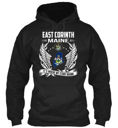 East Corinth, Maine - My Story Begins