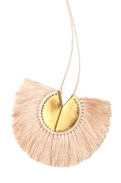 I have this necklace to wear - mk