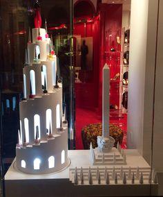Christian Louboutin launches nail polish   Las Vegas   Sept 2014