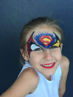 Face Painting Designs, Face And Body, Body Art, Painted Faces, Creative, Amazing, Awesome, Art Art, Amy