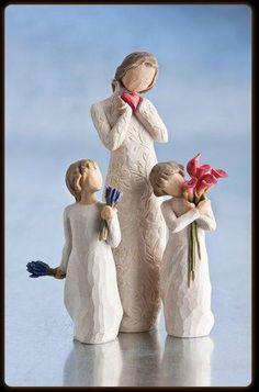 Skupina - Veriace mamičky