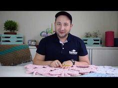 Crochetando com EuroRoma e Marcelo Nunes - Tapete Spesso Alto Relevo - YouTube