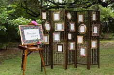 photo frame seating chart