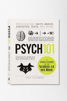 Psych 101 By Paul Kleinman - Urban Outfitters