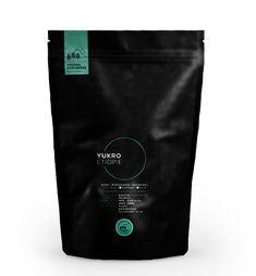 Káva Etiopie Yukro  200g