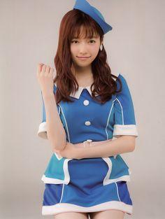 Shimazaki Haruka (島崎遥香) Paruru (ぱるる) - #AKB48 #TeamA #Paruru #jpop #idol #beautiful #gravure