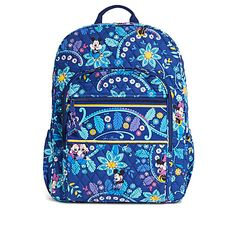 Mickey and Minnie Mouse Disney Dreaming Campus Backpack by Vera Bradley    [**On sale at the Disney Outlet at Sawgrass...just saying**]