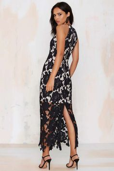 Keepsake True Love Lace Maxi Dress - <3 <3 <3 it !