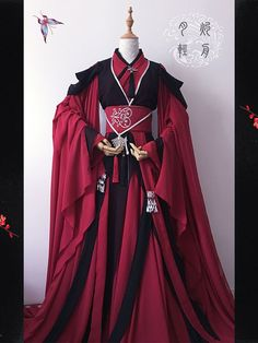 Japanese Outfits, Japanese Fashion, Asian Fashion, Traditional Fashion, Traditional Dresses, Chinese Clothing Traditional, Beautiful Outfits, Cool Outfits, Fashion Outfits