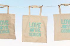 Love vs Design #lovevsdesign-stationery