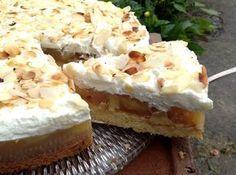 Apfel-Mandel-Torte, ganz einfach in der Zubereitung