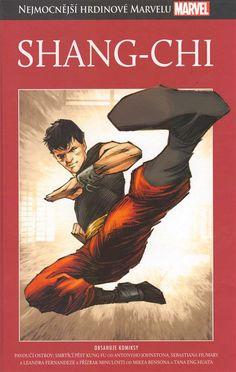 Nejmocnější hrdinové Marvelu 033: Shang-Chi (33)