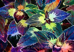 Leaves | Mary Gibbs Art